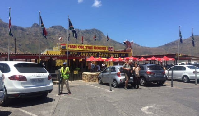 Snoek in Hout Bay