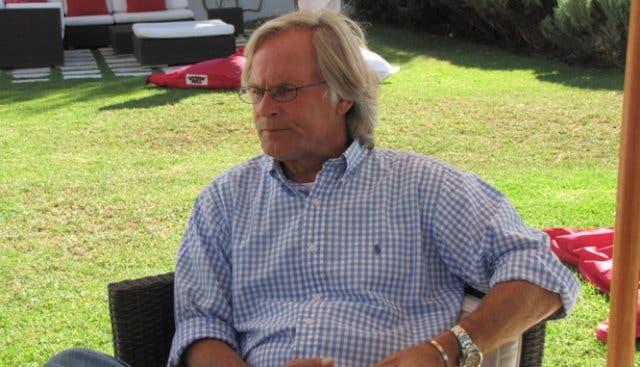 Peter Falke , Designer und Winzer