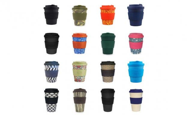 zero waste coffee cup