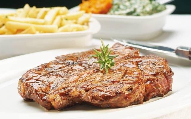 Hussar Grill Steakrestaurant Kapstadt