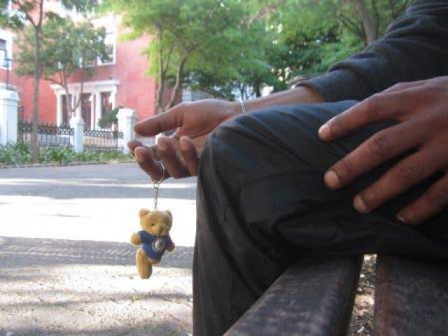 obdachlose in Kapstadt