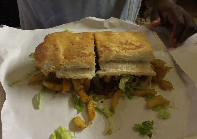 gatsby sandwich
