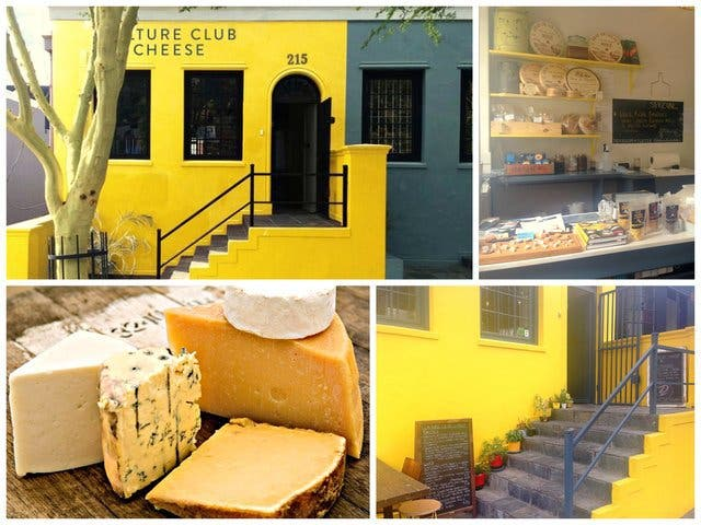 culture Club Cheese Bree street kapstadt