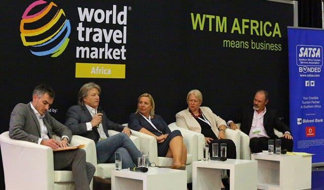 WTM Afrika Tourismus messe Kapstadt