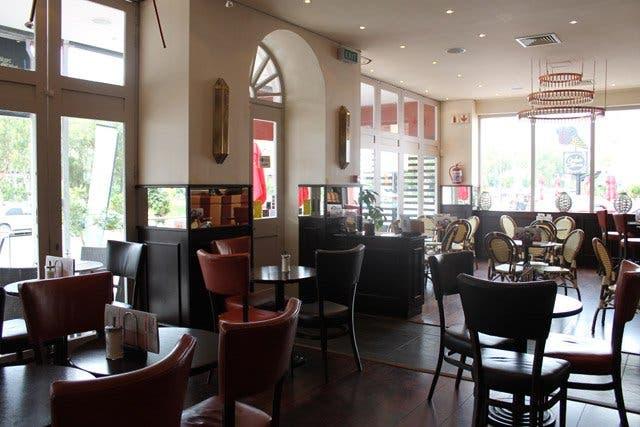 Cafe Extrablatt Kapstadt