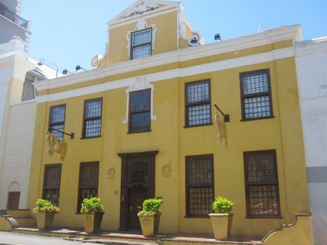 Goldmuseum Kapstadt