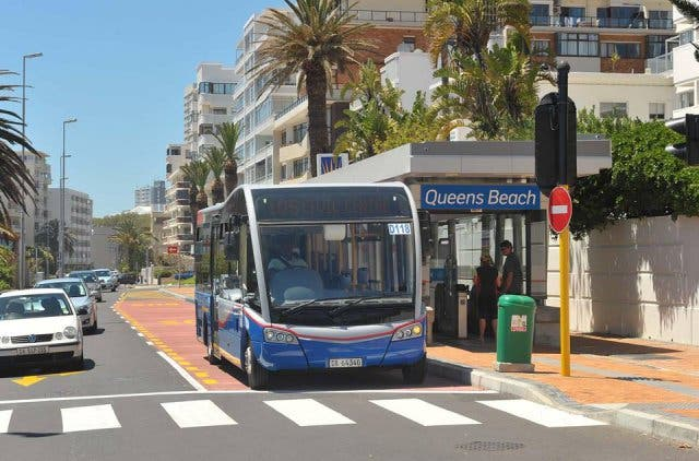 My Citi Bus Kapstadt