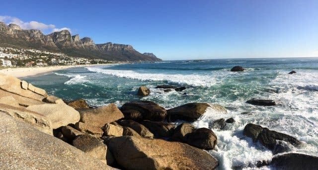 Camps Bay Rocks