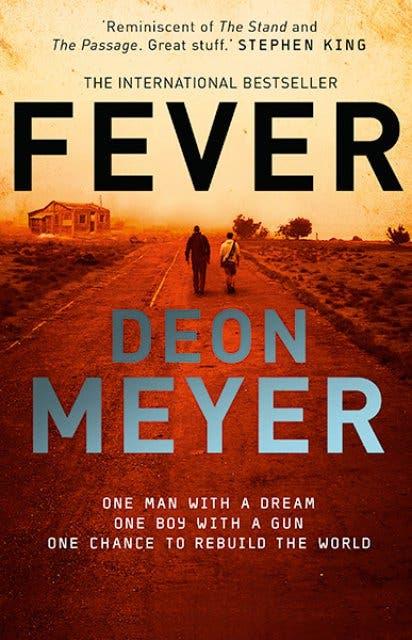Deon Meyer Fever Deutschland 2