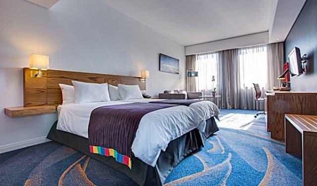 Schlafen in Kapstadt Hotel