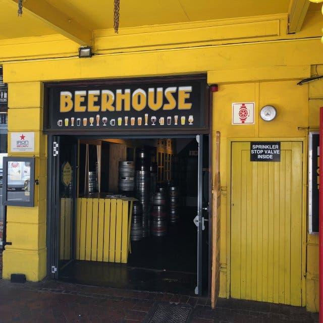 Beerhouse Longstreet