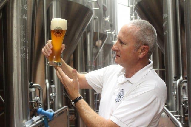 cape brewing company wolfgang koedel
