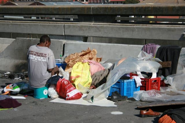 Wie man wirklich helfen kann in Kapstadt