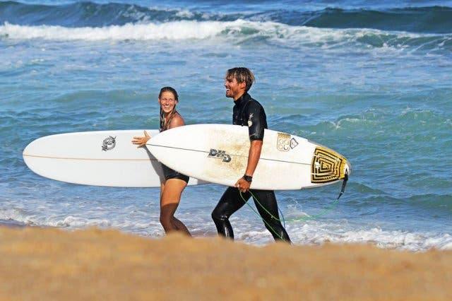 Surfen Kapstadt