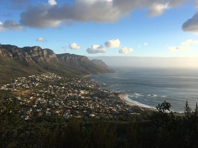 Lion's Head View