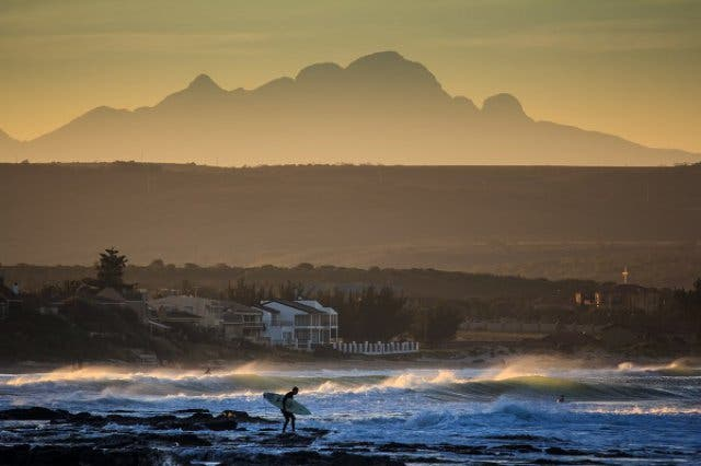 surfspot Jeffreys bay Garden Route