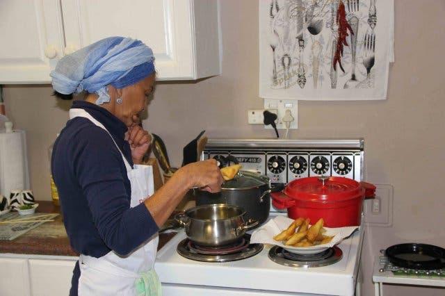 cooking class bo-kaap, kochen in bo.kaap