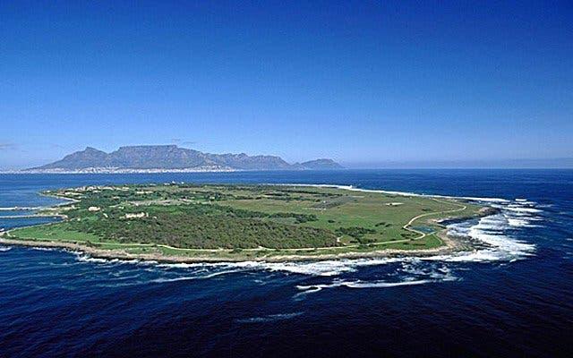 Robben Island Kapstadt Nelson Mandela