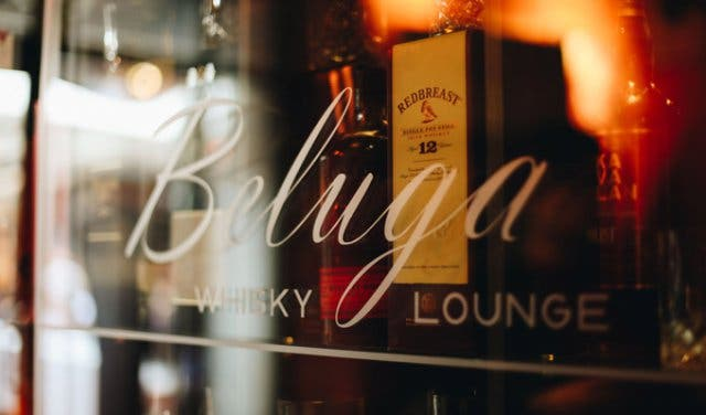 Beluga Whiskey Lounge