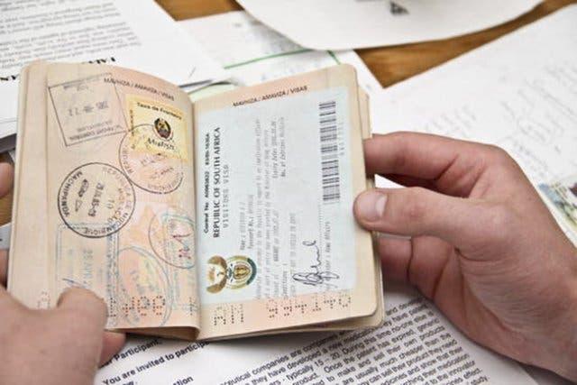Visa bestimmungen Südafrika