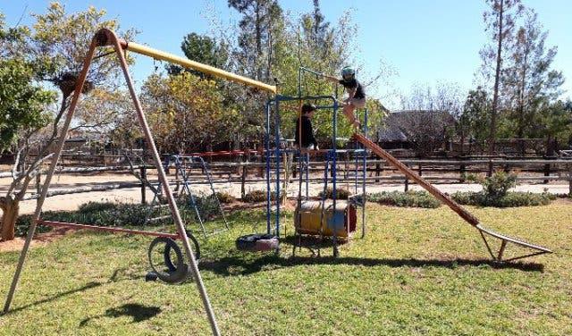 Spielplatz Njalo Njalo