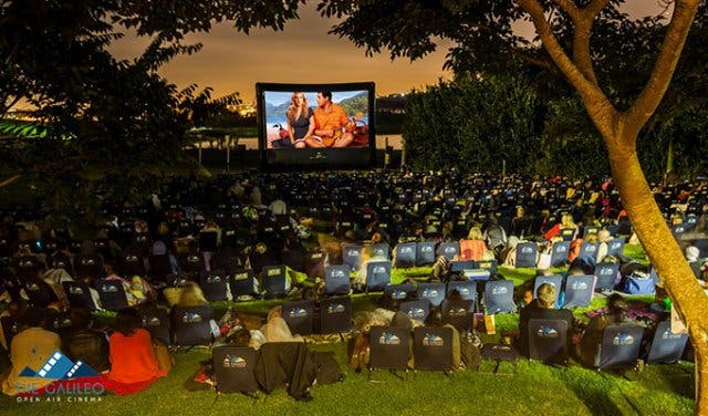 The Galileo Open Air Kino Kapstadt