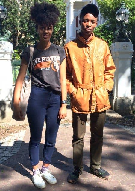 Street Fashion Kapstadt