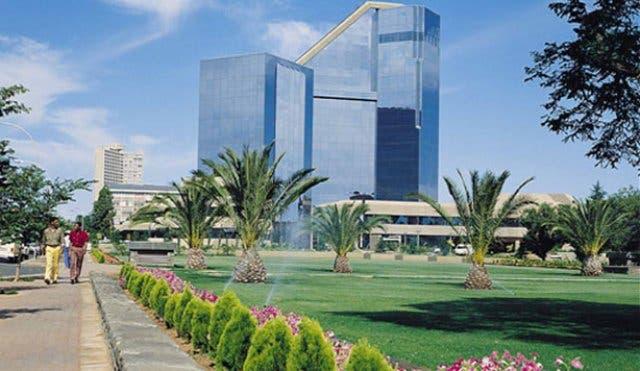 Das Oberste Gericht befindet sich in Bloemfontein, Südafrika.