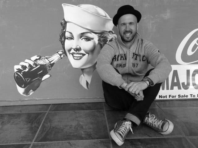Matt Roux Musiker Kapstadt