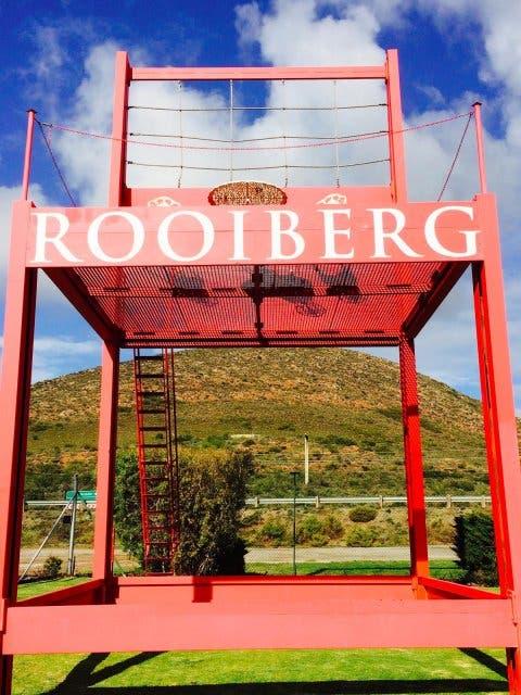 Rooiberg Wine Roberston