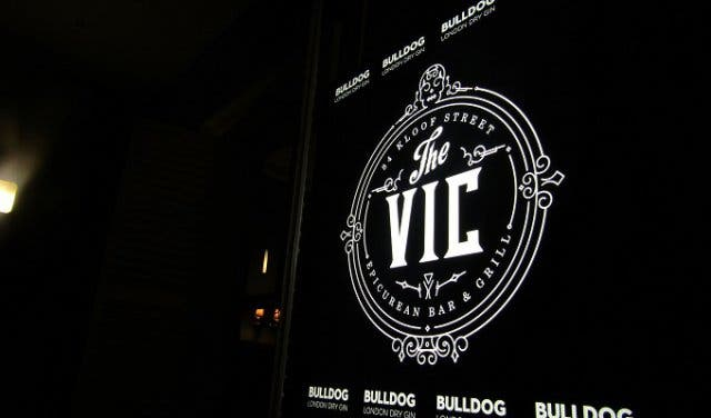The Vic Bar and Grill Kloof Street Kapstadt