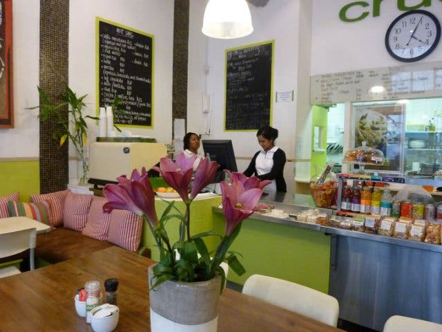 Crush fresh food café