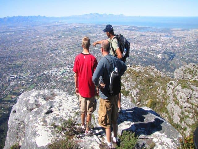 Wanderrouten in Kapstadt 1