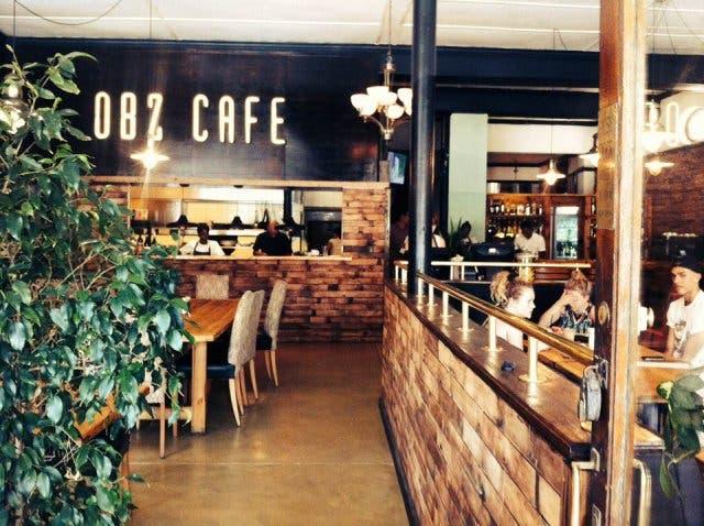 Obz Cafe Observatory