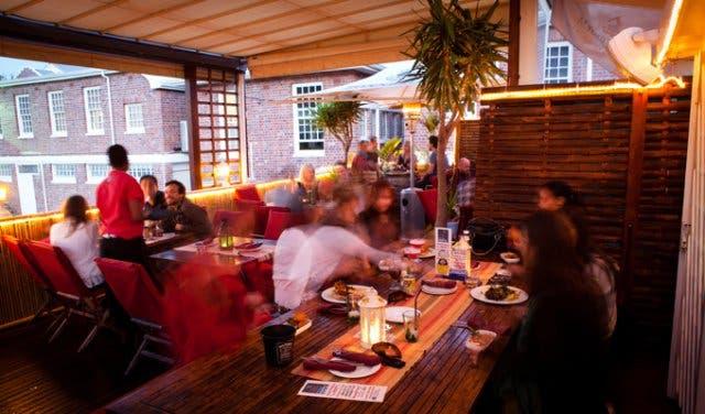 Ricks Cafe Kapstadt