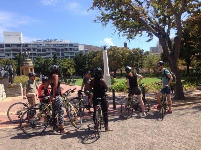 Fahrrad fahren Kapstadt