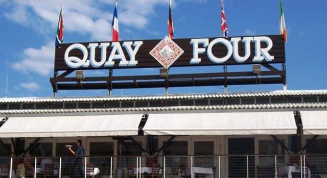 Restaurants in Kapstadt, Quay Four