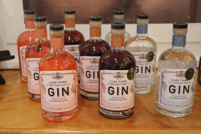Cape Town Gin Co.