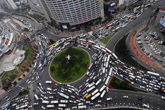 Verkehrsregeln Südafrika