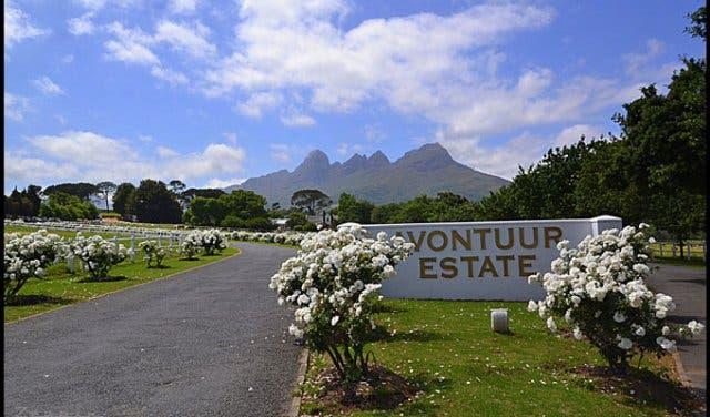 Avontuur Weinfarm Kapstadt