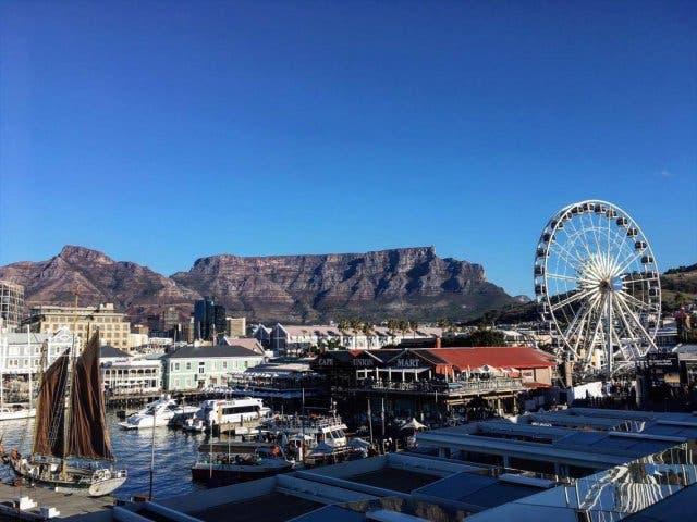 Kapstadt boomt