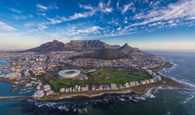 Cape Town Helicopters Flug 2