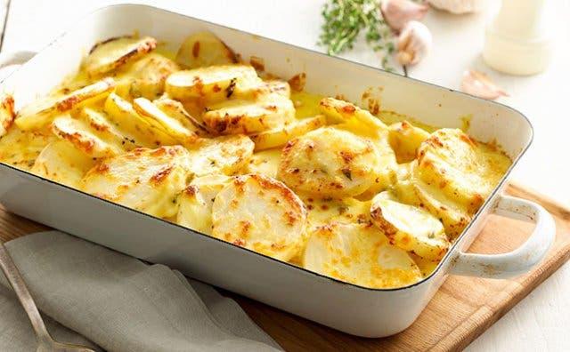 Kartoffelauflauf Kapstadt