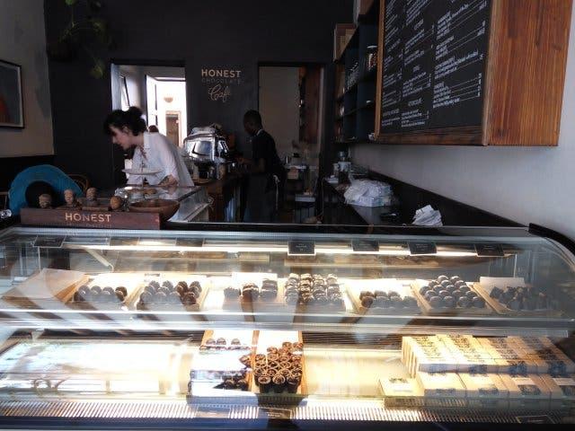 Chocolate Kapstadt