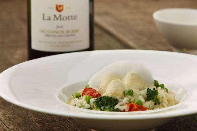 Pierneef La Motte Restaurant Kapstadt