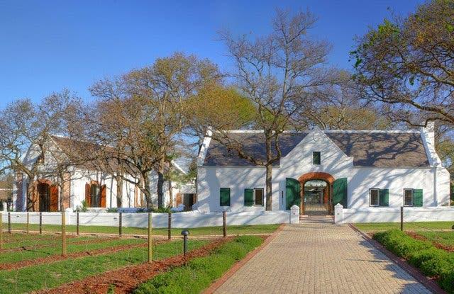 La Motte Weinfarm Südafrika