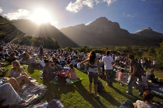 Kirstenbosch Sommer Konzerte