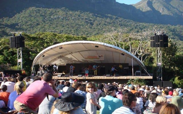 Summer Concerts Kirstenbosch