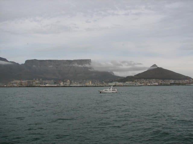 Wetter in Kapstadt
