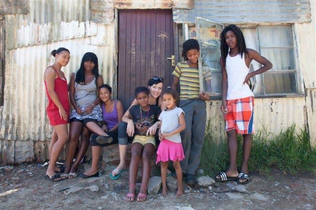 Kids of Good Hope Kapstadt